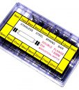 Horloge pennetjes doos met 360 stuks van 6 t/m 23mm